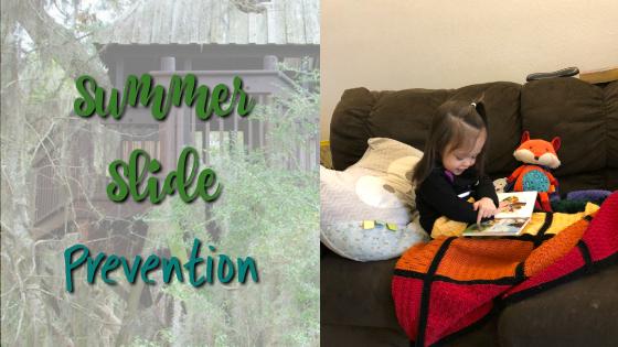 how to prevent summer slide