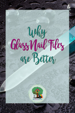 Glass Nail Files