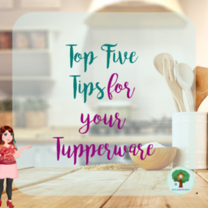 Tips for your Tupperware